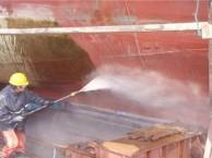 保定市水喷砂除锈 厂房干喷沙除锈-喷漆防腐-钢筋除锈