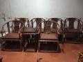 血檀皇宫椅批发 价格优惠工艺精细