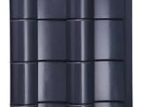 彭州屋面瓦厂批发家园灰古建筑筒瓦,提供平改坡屋面改造技术