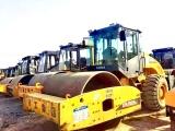 珠海二手压路机徐工柳工20吨22吨26吨振动压路机