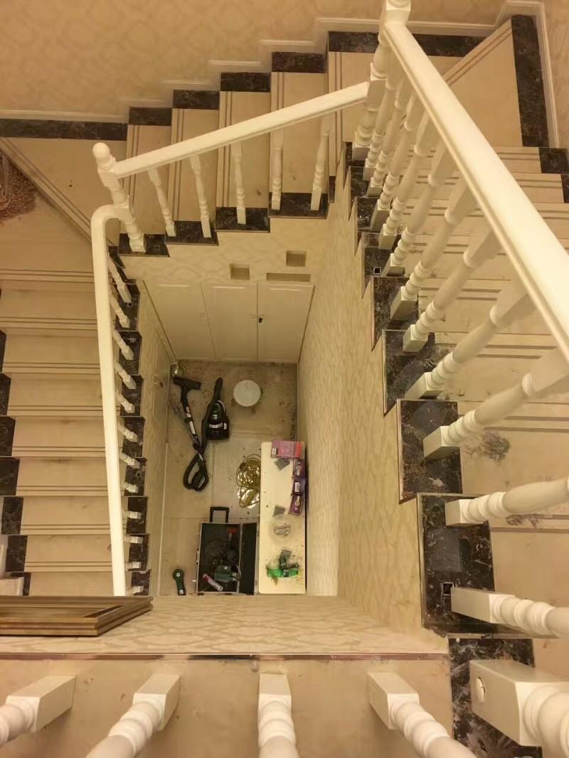 实木扶手,楼梯扶手,橡胶木扶手,成品实木扶手护栏厂家直销