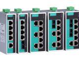 MOXA EDS-205A 工业以太网交换机