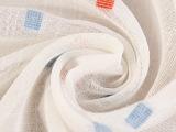 厂家直销 涤麻色织剪花布 春夏衬衫防晒衣面料最少起订量 500米