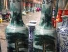 迎客松瓷器大花瓶-公司开业送礼上品