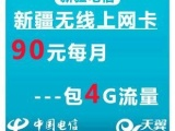 新疆电信3G上网资费卡 实惠的不能再实惠