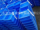 供应优质物料箱 平口小胶盒 电子厂五金厂专用塑料箱 工业用胶箱