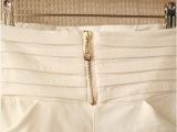 2014春新款女糖果色修身双扣小脚休闲裤铅笔裤打底裤 弹力铅笔裤