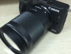 个人出佳能EOSM6微单相机送镜头