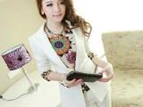 2013秋装韩国新款女装修身一粒扣通勤OL小西装外套 一件代发