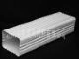 商丘市PVC排水塑料管 商丘屋面落水檐沟铝合金天沟雨水槽 厂家