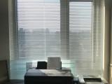 北京体育馆路窗帘定做遮光卷帘厂家测量安装