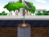 清易QS-3000雨量水位监测站在线式自动水位雨情监测仪