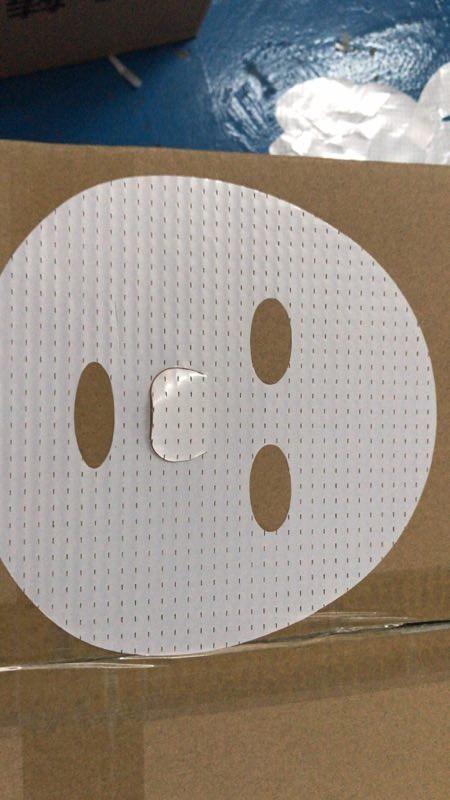 3.5丝 打孔静电珠光膜 一加一用