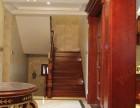 上海品家楼梯地址榉木楼梯效果图室内楼梯装修效果楼梯