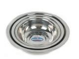 不锈钢面盆批发304不锈钢盆 不锈汤盆 不锈钢餐盆 食堂用具