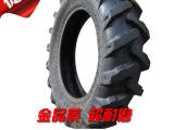 厂家供应优质农用轮胎 抓地虎人字轮胎11.2-24拖拉机外胎
