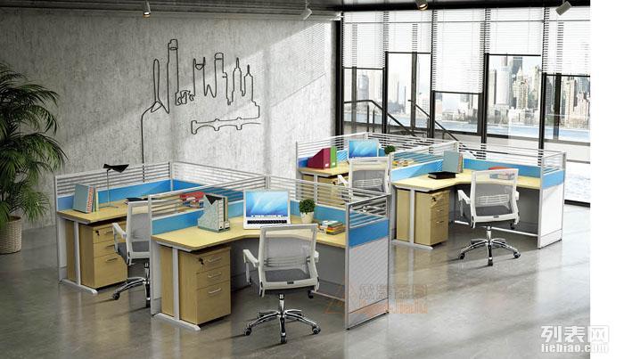 办公室家具定制 现代环保职员办公桌椅批发 高档电脑桌椅价格