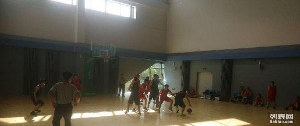 城阳体育馆篮球馆对外开放图片