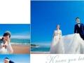 青岛婚纱照海景代拍