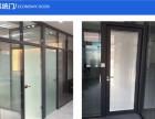 定制高级内置百叶玻璃隔断/百叶门窗,厦漳泉厂价直销