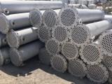 出售二手冷凝器 列管式冷凝器 二手石墨冷凝器 二手搪瓷冷凝器