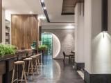 西安600平米中式风格火锅店装修图