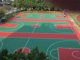 惠州市惠城區丙烯酸PVC硅PU塑膠籃球場地防水涂料劃線施工