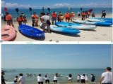 惠东皮划艇一天游