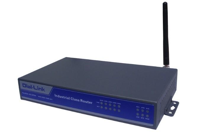 DLK-R300W工业WiFi无线路由器深圳科创工业级路由器