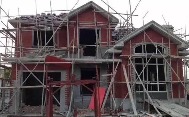乐山自建房 别墅 小洋房 乡镇房屋 景观设计及施工