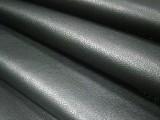 销售现货 印度进口荔枝纹纳帕牛皮 黑色 质量保证