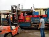 搬家公司自帶叉車地牛專卸大件設備機柜搬運
