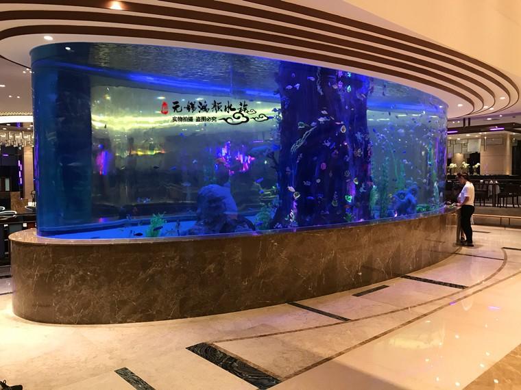 宜兴大型鱼缸