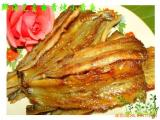 现烤即食香鱼片,野生金枪鱼:鲜美可口 现烤的哦,棒