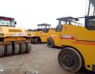 广州哪里买二手徐工22吨压路机