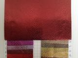厂家低价供应PVC贴膜,PU,金属贴膜皮革 箱包革手袋用人造革