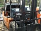 出售二手杭州7吨叉车