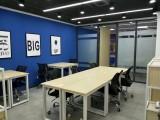 10到20平小面积写字楼带装修 可注册变更公司