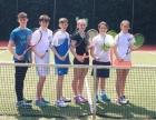 上海青少年网球培训课程