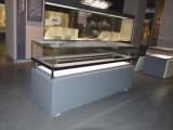 博物馆文物陈列柜制作案例,博物馆展示柜生产厂家