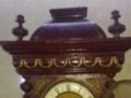 爷爷传下来的一个钟表