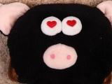 2013新款韩版卡通防爆型充电热水袋批发双插手暖手宝批发暖手袋