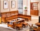 全纯实木客厅家具东家花梨沙发出售