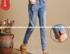 牛仔裤尾货批发市场南通厂家批发最便宜服装低至9元新款潮流服装