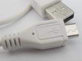 30厘米小米电源线 智能手机数据线 Micro USB三星充电线