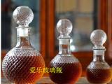 华联玻璃制品特价批发玻璃瓶红酒瓶包装密封葡萄酒自酿容器