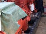 柴油發電機組出租三軸攪拌樁機