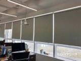 北京辦公室窗簾定做工程卷簾酒店布藝窗簾餐廳紗簾學校防曬窗簾