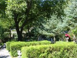 北京市懷柔區,九公山陵園,陵園園區介紹