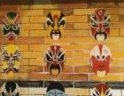 西宁彩绘壁画文化墙手绘